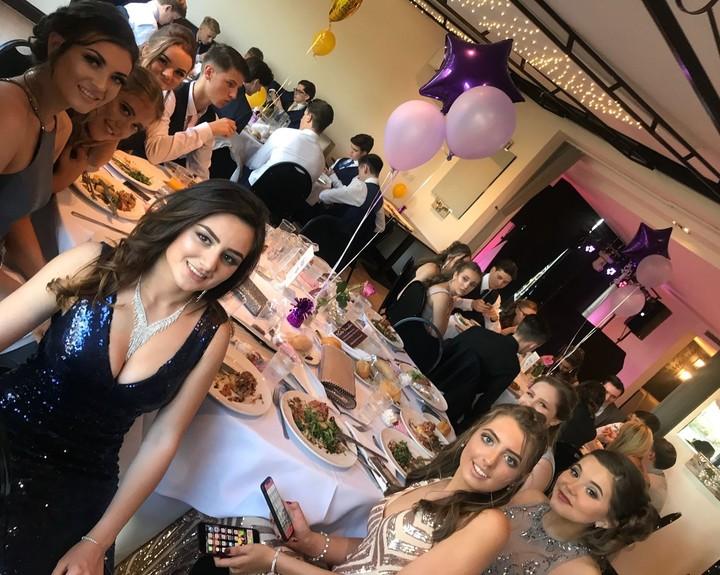Epping St John's School prom
