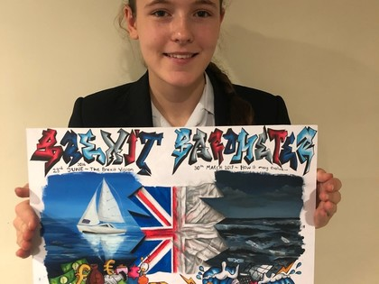 Brexit artwork could win £1,500