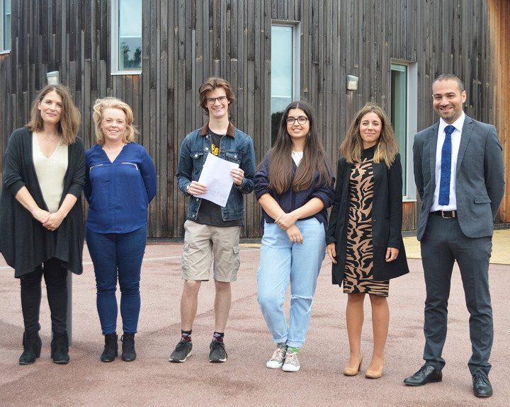 Best ever A-Level results