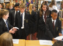 Mock Election at Forest Hall School