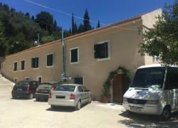 Students refurbish Greek orphanage