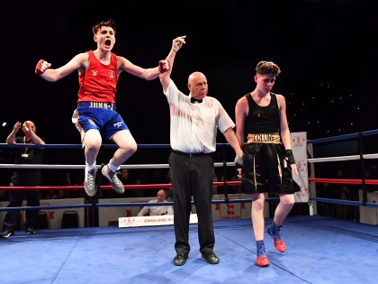 Boxing Champ Faces GCSE Fight