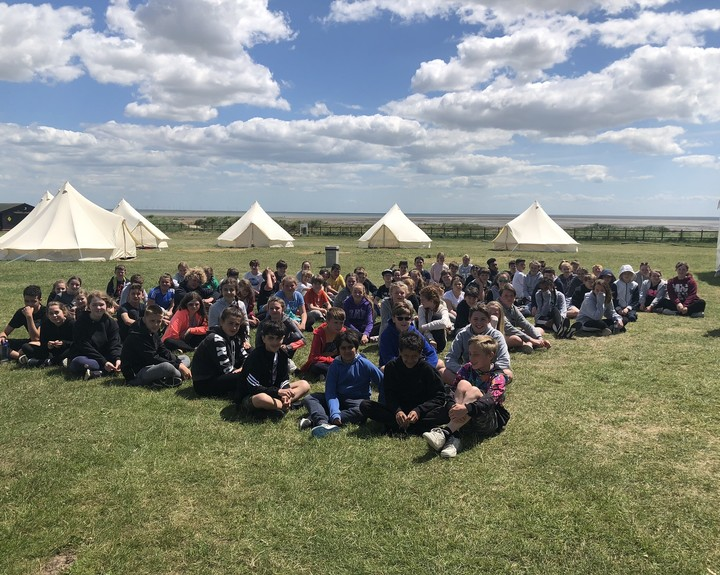 Mersea trip boosts students' confidence