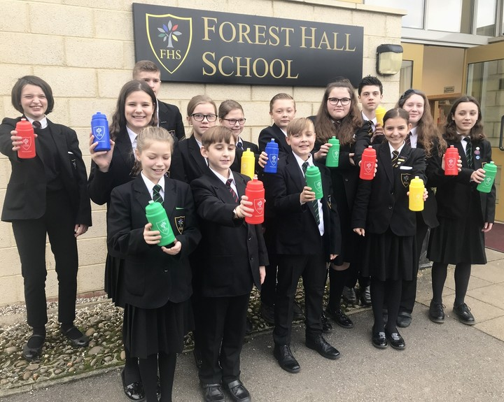 School leads way on Government eco request