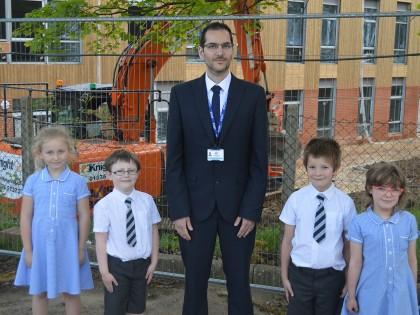 New Headteacher for Magna Carta Primary