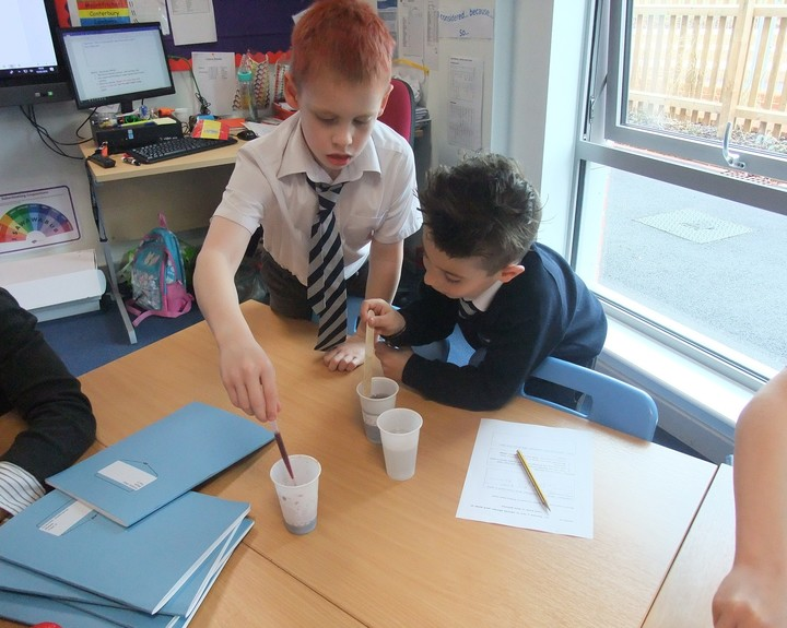 Pollution the focus for Science Week